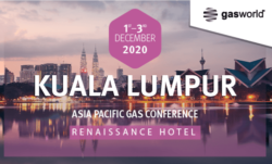 Asia-Pacific Industrial Gas Conference 2020  - Background